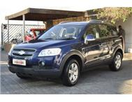 2007 Chevrolet Captiva 2.4 LT Manual