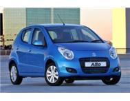2013 SUZUKI ALTO RENT TO OWN (BLACKLISTED WELCOME)