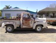 1954 Ford F100 pick up for restoration project