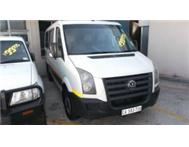 2008 VW CRAFTER 18 SEATER BUS R189900