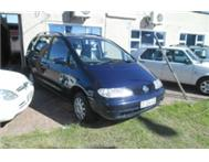 2000 VW SHARAN VR6 AUTO 7 SEATER