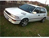 Toyota Conquest RSi Twincam For Sale.
