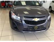 the all new Chevrolet Cruze