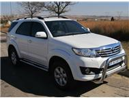 Toyota - Fortuner III 4.0 V6 Auto Raised Body