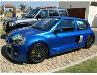 2005 Renault Clio V6 Sport For Sale in Cars for Sale Gauteng Moreleta Park - South Africa