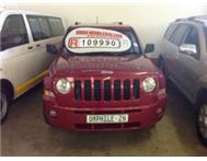 2007 JEEP PATRIOT 2.4I PETROL 4X4 SUV - MMAWHOLESALERS.CO.ZA