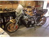 CUSTOM HONDA CBX1000 TO SWAP OR SELL (DONT EMAIL)