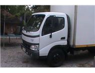 Toyota Dyna 7 145 WITH INSULATED LOAD BODY