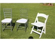 Last Minute Hire Auction: Tiffany Chairs for up to 25% Less