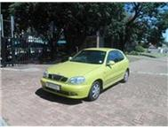 Daewoo - Lanos II 1.6 SX Hatch Back 3 Door
