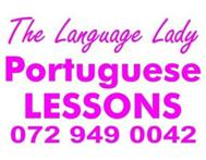 PORTUGUESE LESSONS FOR BUSINESS LEISURE OR PLEASURE