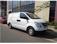 Hyundai - H1 2.4 CVVT GL Panel Van with A/C