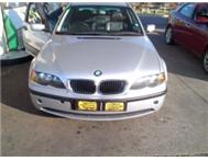 2002 BMW 318i AUTO FACELIFT EXCELLENT CONDITION R58000 Neg