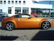 350z. Brilliant Car for Sale Manual 6 Speed Price 220 000 Neg.