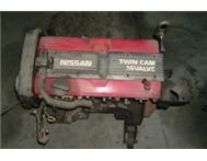 Nissan Motors and Gearboxes and Cylinderheads For Sale