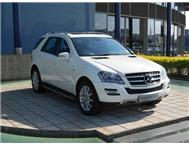 2011 MERCEDES-BENZ ML 350 CDI A/T