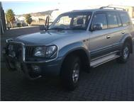 Business Cosing Down 2002 Toyota Prado Landcruiser Private
