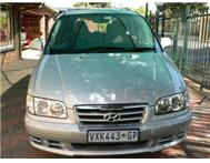 LUXERY 7 SEATER EXCELLENT CONDITION Pretoria