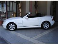 2003 Mercedes-Benz SLK 200 (A) Kompressor Low Kms New-Spec!!