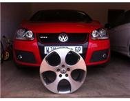 Vw GOLF 5 Gti rims