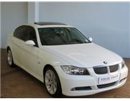 2007 BMW 323i Steptronic (E90)
