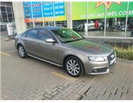 2010 AUDI A4 2.0 TDI Attraction M/Tronic (B8)
