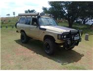 FJ 62 Land Cruiser