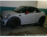 2012 MINI COUPE COOPER A/T (SX12)