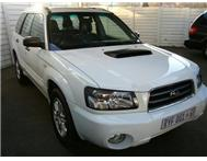 2005 SUBARU FORESTER 2.5XT (manual)