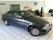 1997 BMW 318is - Charcoal Grey