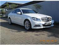 Mercedes Benz - C 180 Blue Efficiency Coupe 7G-Tronic