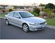 Only 90 000kms..Jaguar X-Type 2.0 SE A/T