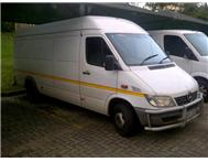 2006 Mercedes Benz Sprinter 416 CDI panel van