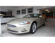 Jaguar - XKR (306 kW) Convertible
