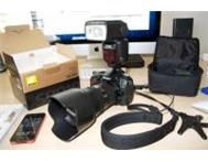 Nikon D7000 With 18-105mm Lens Kit For Sale