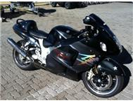 Suzuki GSXR 1300 Black from R1850pm... Johannesburg