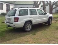 2003 JEEP GRAND CHEROKEE 2.7CRD LIMITED FOR SALE