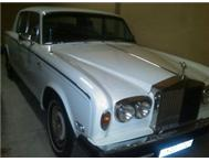 ROLLS ROYCE SILVER SHADOW 2 1976