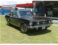 1967 Ford Mustang GT Fastback Fully Restored
