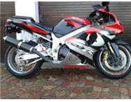 GSXR 1000 K1 Comes with Roadworthy