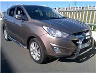 2010 HYUNDAI IX35 R2.0 CRDi GLS Executive