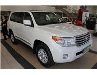 Toyota - Land Cruiser 200 VX 4.7 V8 Auto Facelift