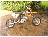 KTM 50 SX - Priced to sell!!