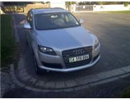 AUDI Q7 3.0 TDi QUATTRO AUTO 7 SEATER 2007 ONE OWNER FOR SALE