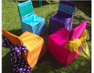 Kids Chair Covers & Ties Pack
