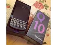 BLACKBERRY Q10 & BLACKBERRY Z10(white/black) Sealed in the Box johannesburg