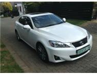 2012 LEXUS IS250 EX A/T !!! URGENT SALE !!!