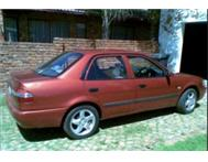 Toyota Corolla 2002 model for sale - R 50 000