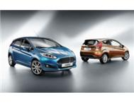 ALL NEW FORD FIESTA 1.0L GTDI ECOBOOST TREND / TITANIUM