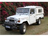 Legendary Toyota Landcruiser FJ 45 for Sale